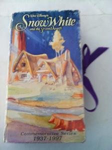 The Snow White Watch Box