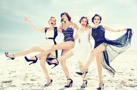 The original ladies of BE