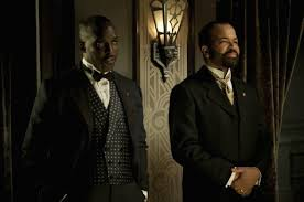 chalky and Dr Narcisse