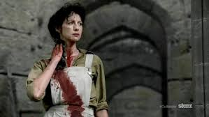 outlander claire 1945 nurse