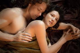 outlander claire and jaime