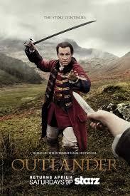 outlander s1p2 poster