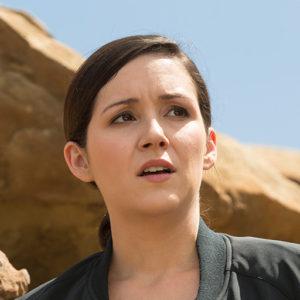 Elsie (Shannon Woodward) HBO