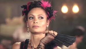 Maeve (Thandie Newton) HBO
