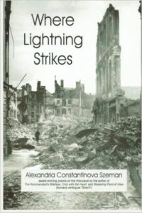 Where Lightning Strikes: Poems on The Holocaust