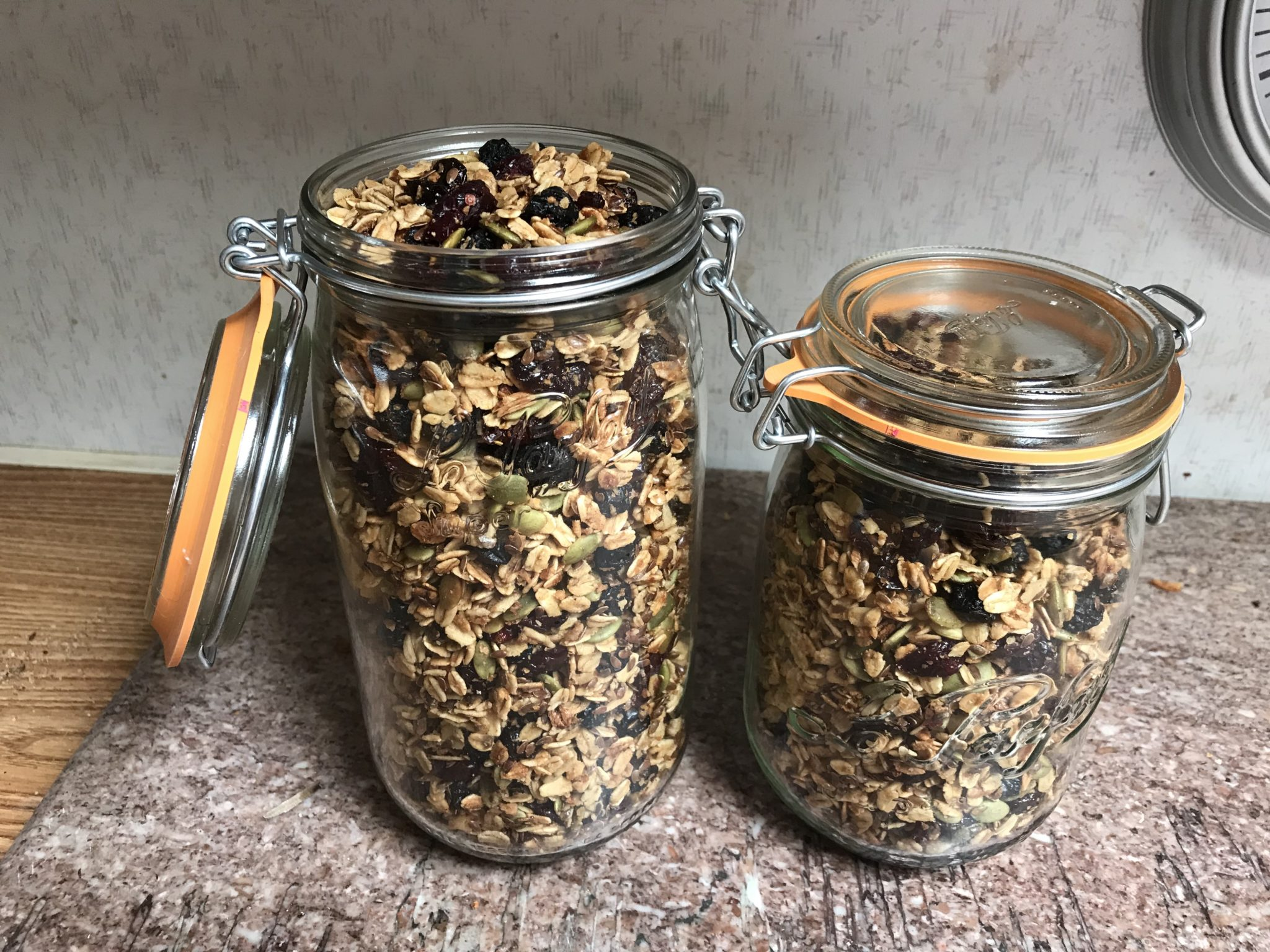 The Ultimate Homemade Granola | The Alexandria Papers