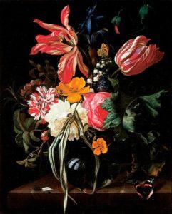 Dutch Golden Age Flower Still Lifes