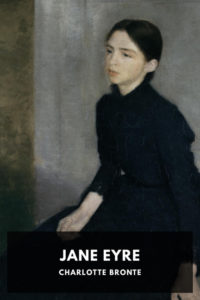 Cover of Standard Ebooks version of Jane Eyre