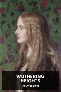 Cover of Standard eBooks version of Wuthering Heights